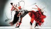 Танцы и Гимнастику